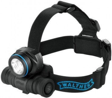 Walther Pro HL31r - 710 Lumen